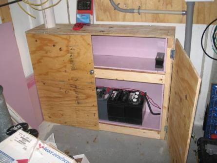Altwindpower Diy Battery Box Diy Battery Enclosure