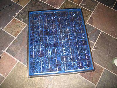 Altwindpower 50 Watt Bp Solarex Solar Panel
